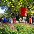 Garden party activity