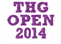 THG Open Logo