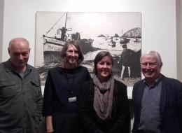 Roger Polley, Angela Blackwell, Katkin Tremayne, David Hibberd