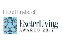 Exeter Living Awards 2017 logo