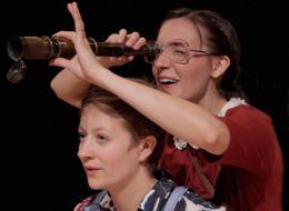 Theatre Rush production shot