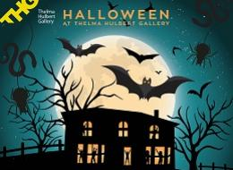 Halloween Party at Thelma Hulbert Gallery