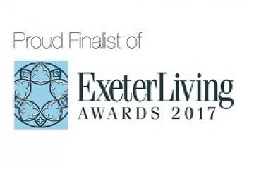 Exeter Living Awards 2017 logo