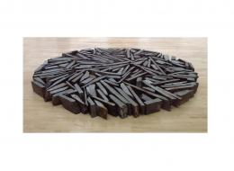 Richard Long South Bank Circle -1991. (c) Richard Long. All Rights Reserved, DACS 2019 (c) Tate